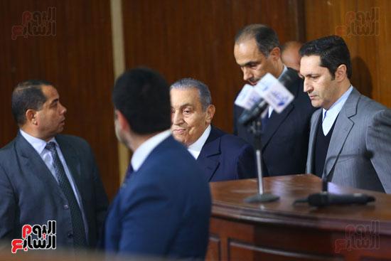 حسنى مبارك قضية اقتحام السجون (5)