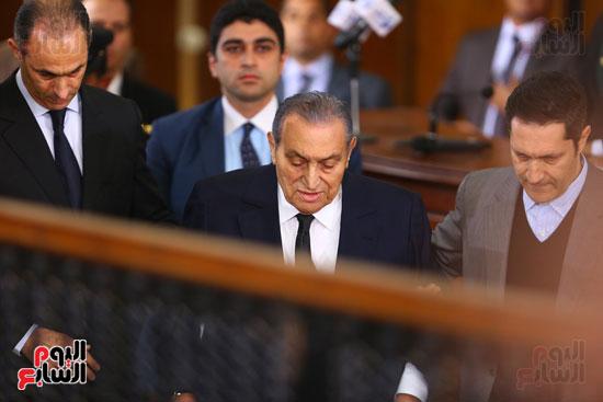 حسنى مبارك قضية اقتحام السجون (26)