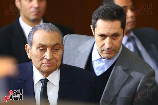 حسنى مبارك قضية اقتحام السجون (13)