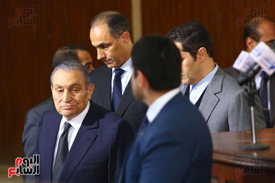 حسنى مبارك قضية اقتحام السجون (6)
