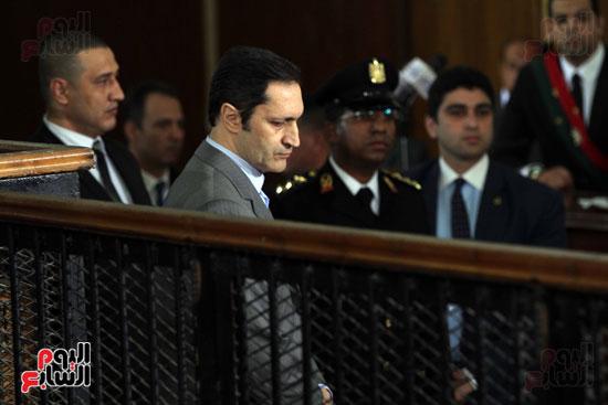 حسنى مبارك قضية اقتحام السجون (75)