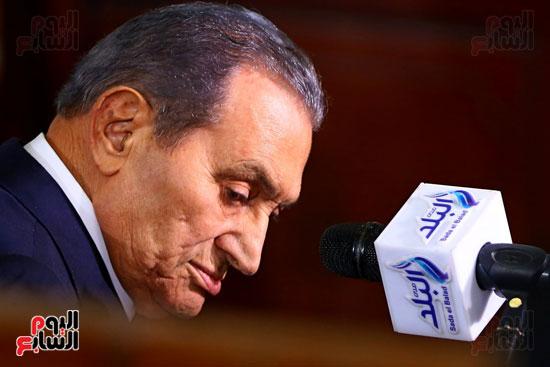 حسنى مبارك قضية اقتحام السجون (40)