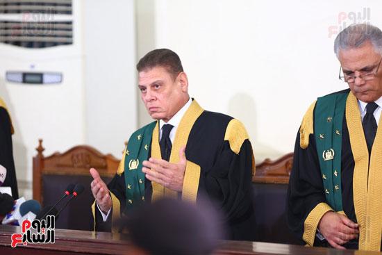 حسنى مبارك قضية اقتحام السجون (56)