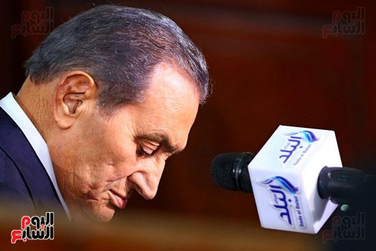 حسنى مبارك قضية اقتحام السجون (39)