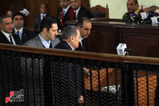 حسنى مبارك قضية اقتحام السجون (73)
