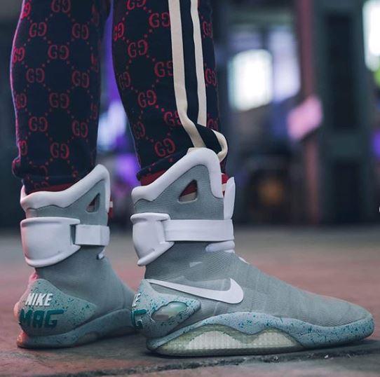 أشكال مبتكرة للأحذية الرياضية
