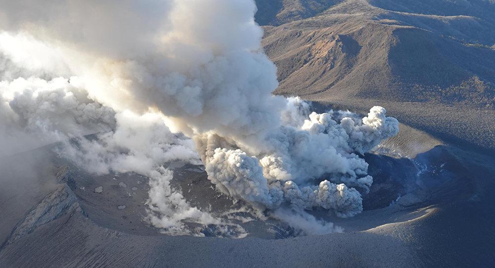 بركان كيريشيما