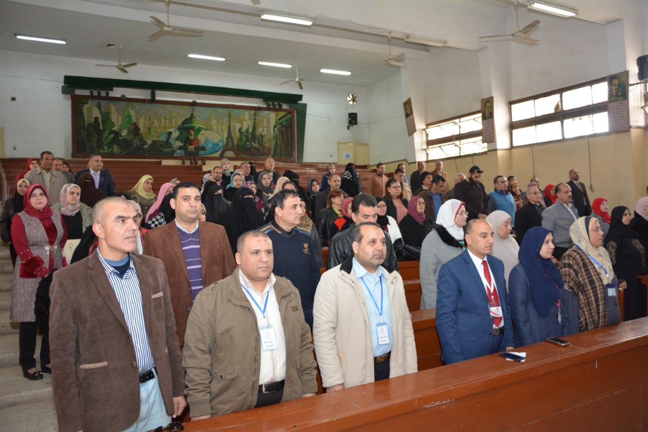 المشاركون بحملة ابدأ مستقبلك من محافظة الدقهلية