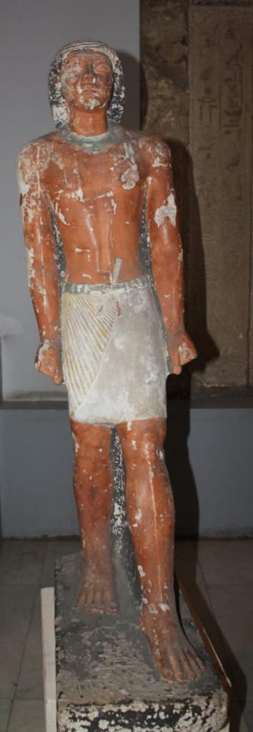 خلال عملية نقل الآثار للمتحف الكبير (2)