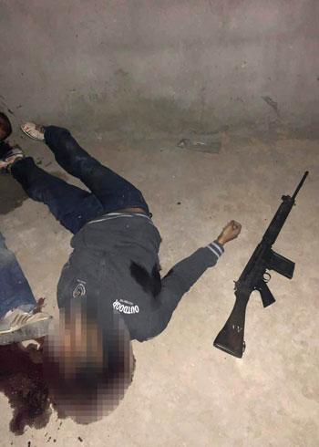 الداخلية تداهم 3 أوكار إرهابية بالجيزة وشمال سيناء وتقتل 40 تكفيريا (5)