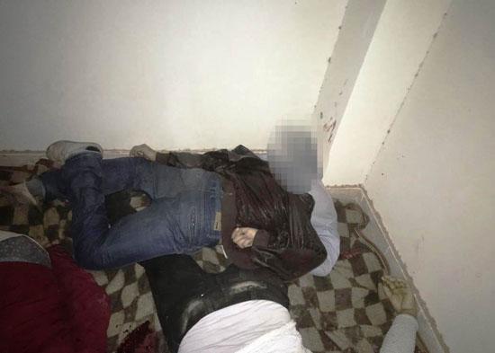 الداخلية تداهم 3 أوكار إرهابية بالجيزة وشمال سيناء وتقتل 40 تكفيريا (14)