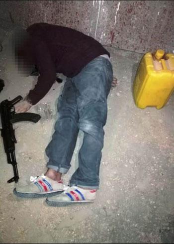 الداخلية تداهم 3 أوكار إرهابية بالجيزة وشمال سيناء وتقتل 40 تكفيريا (8)