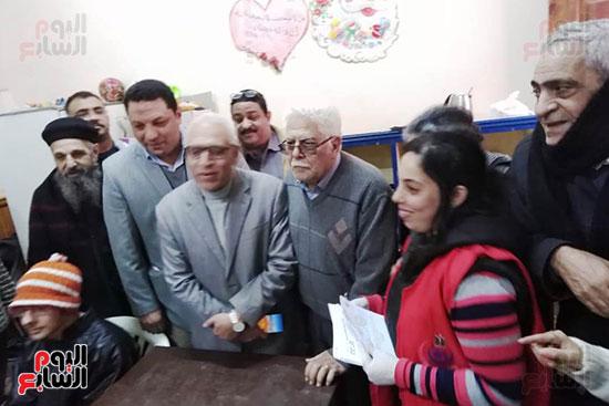 مبادرة الرئيس عبدالفتاح السيسى 100 مليون صحة (4)