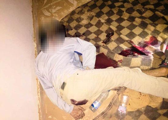 الداخلية تداهم 3 أوكار إرهابية بالجيزة وشمال سيناء وتقتل 40 تكفيريا (1)