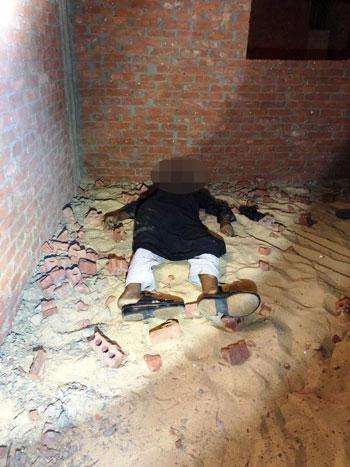 الداخلية تداهم 3 أوكار إرهابية بالجيزة وشمال سيناء وتقتل 40 تكفيريا (16)