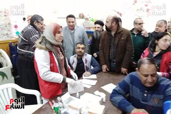 مبادرة الرئيس عبدالفتاح السيسى 100 مليون صحة (8)