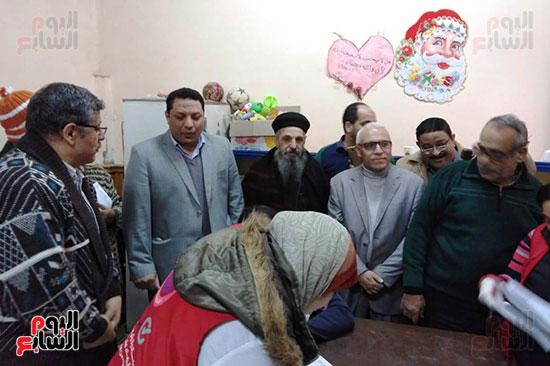 مبادرة الرئيس عبدالفتاح السيسى 100 مليون صحة (1)