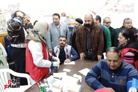 مبادرة الرئيس عبدالفتاح السيسى 100 مليون صحة (12)