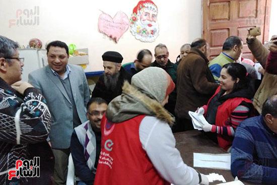 مبادرة الرئيس عبدالفتاح السيسى 100 مليون صحة (2)