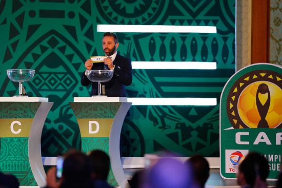 قرعة دورى أبطال أفريقيا والكونفدرالية (38)