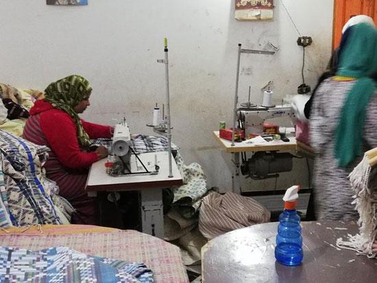 قصة نجاح شقيقين بتمويل من جهاز تنمية المشروعات (13)