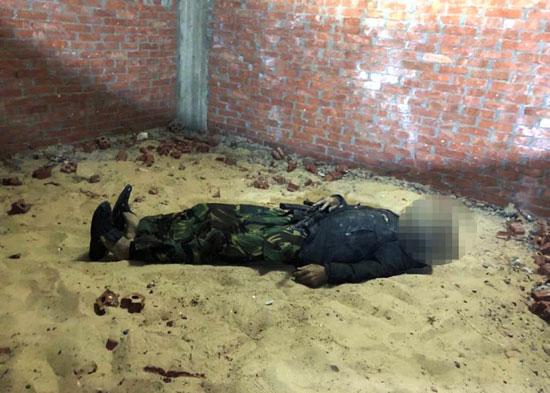 الداخلية تداهم 3 أوكار إرهابية بالجيزة وشمال سيناء وتقتل 40 تكفيريا (7)
