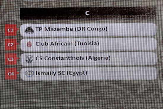 قرعة دورى أبطال أفريقيا والكونفدرالية (41)
