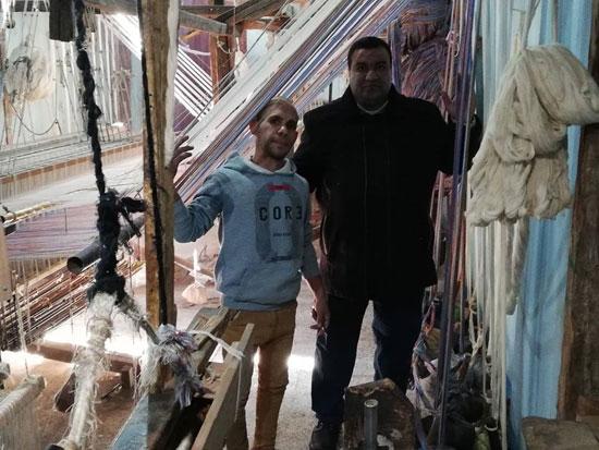 قصة نجاح شقيقين بتمويل من جهاز تنمية المشروعات (1)