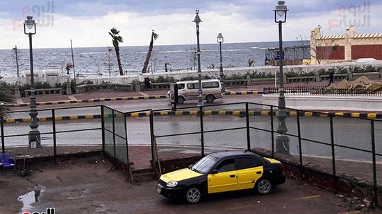 أمطار غزيرة فى الإسكندرية (11)