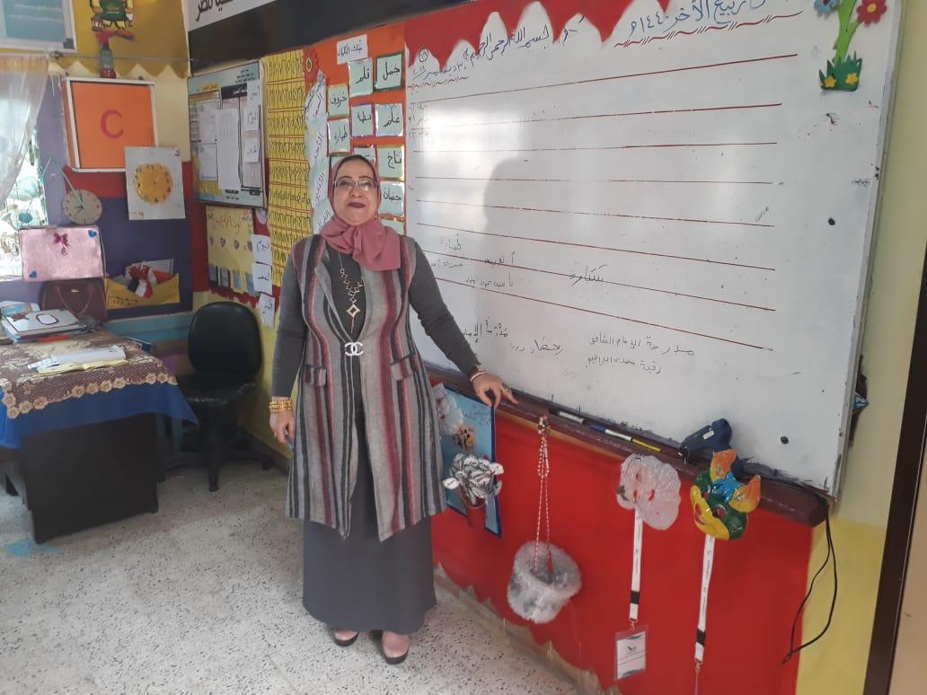 استعدادات  مدرسة الإمام الشافعى الابتدائية (4)