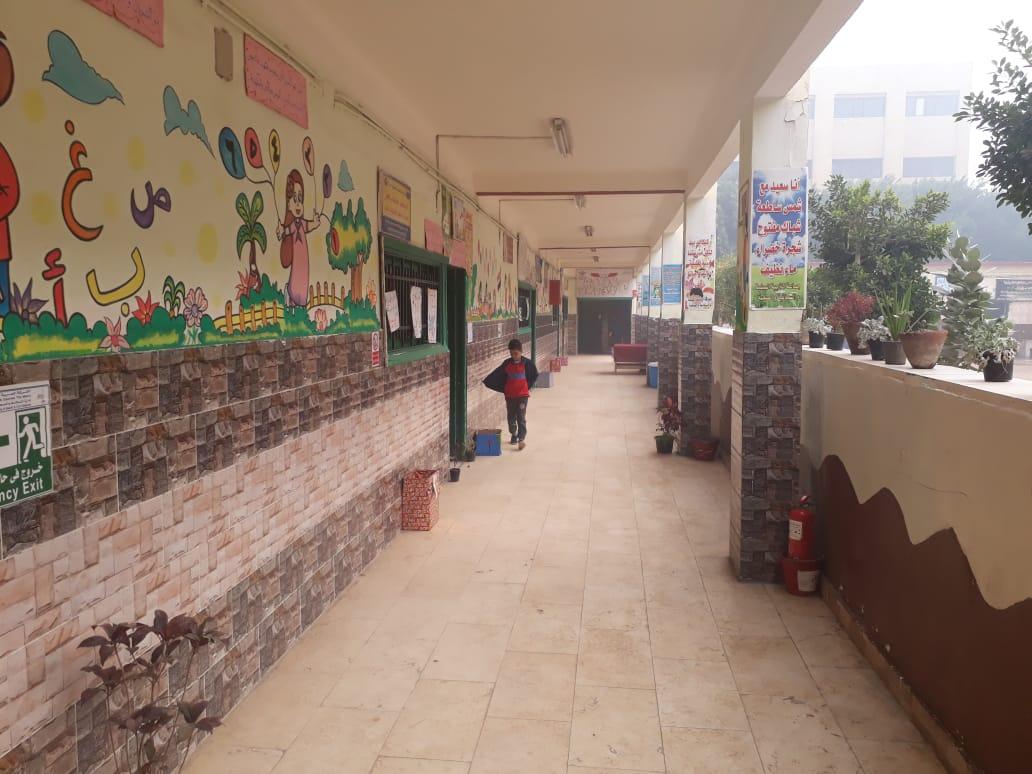 استعدادات  مدرسة الإمام الشافعى الابتدائية (6)
