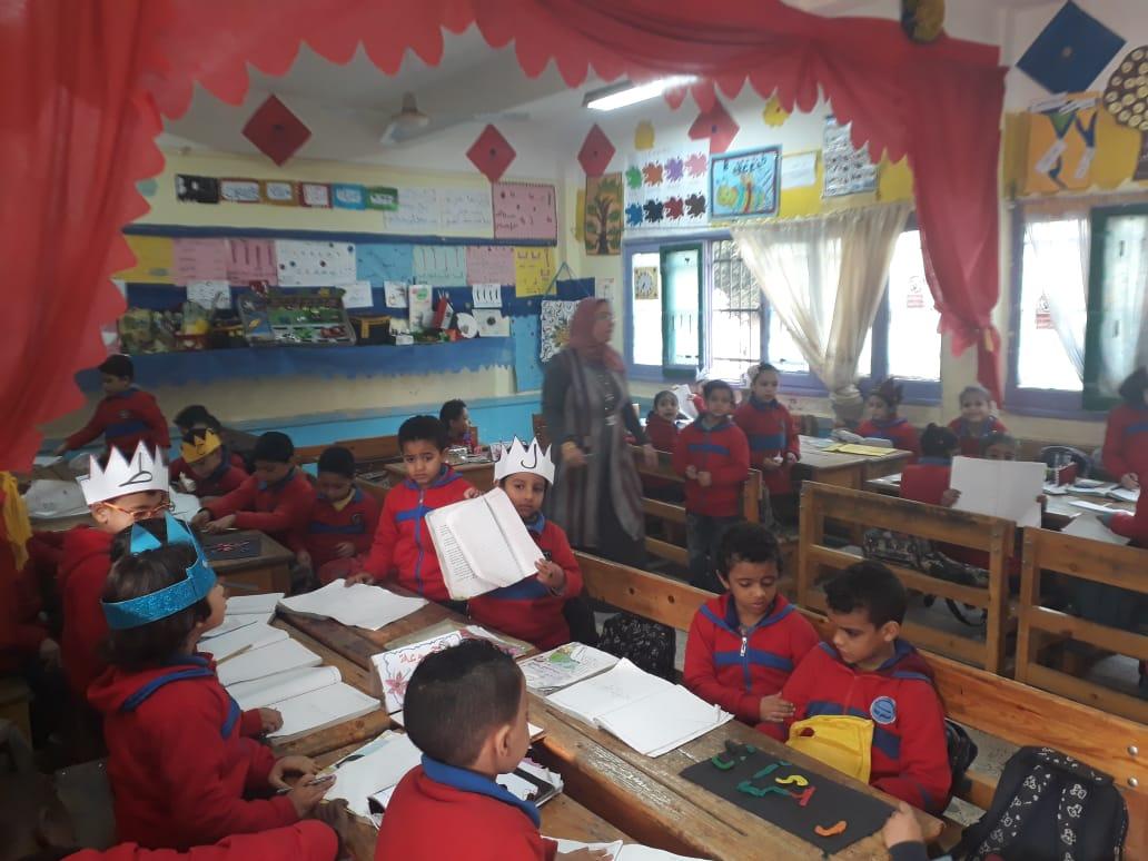 استعدادات  مدرسة الإمام الشافعى الابتدائية (12)