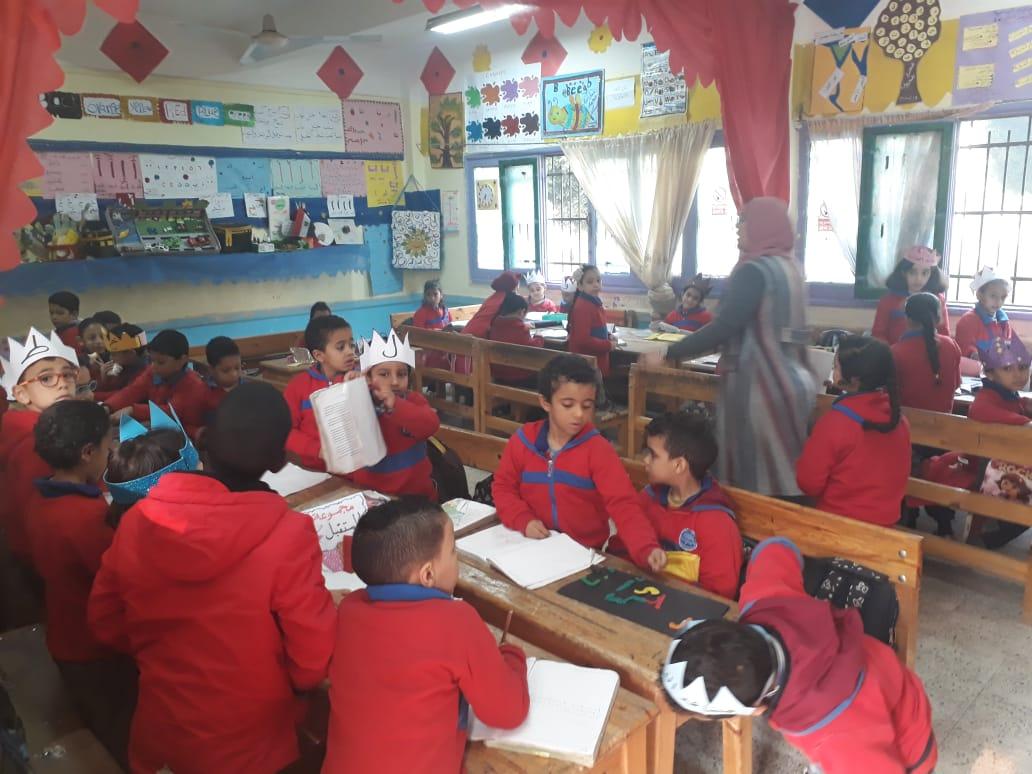 استعدادات  مدرسة الإمام الشافعى الابتدائية (9)