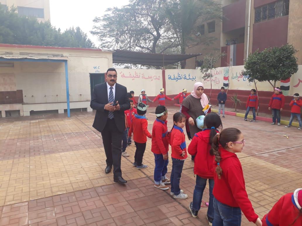 استعدادات  مدرسة الإمام الشافعى الابتدائية (11)