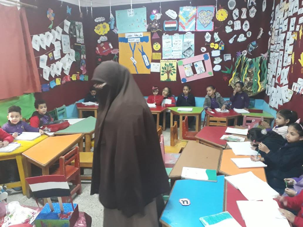 استعدادات  مدرسة الإمام الشافعى الابتدائية (5)