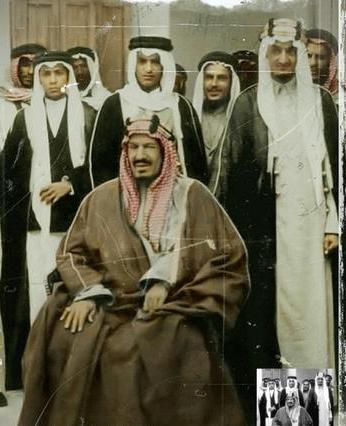 اخوان الملك سلمان