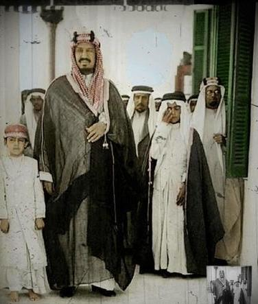 ملوك وأمراء السعودية أبناء الملك المؤسس بمراحل عمر مختلفة 36 صورة نادرة اليوم السابع