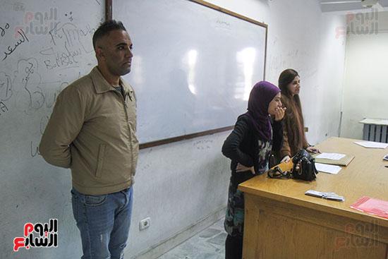 امتحانات جامعة القاهرة (6)