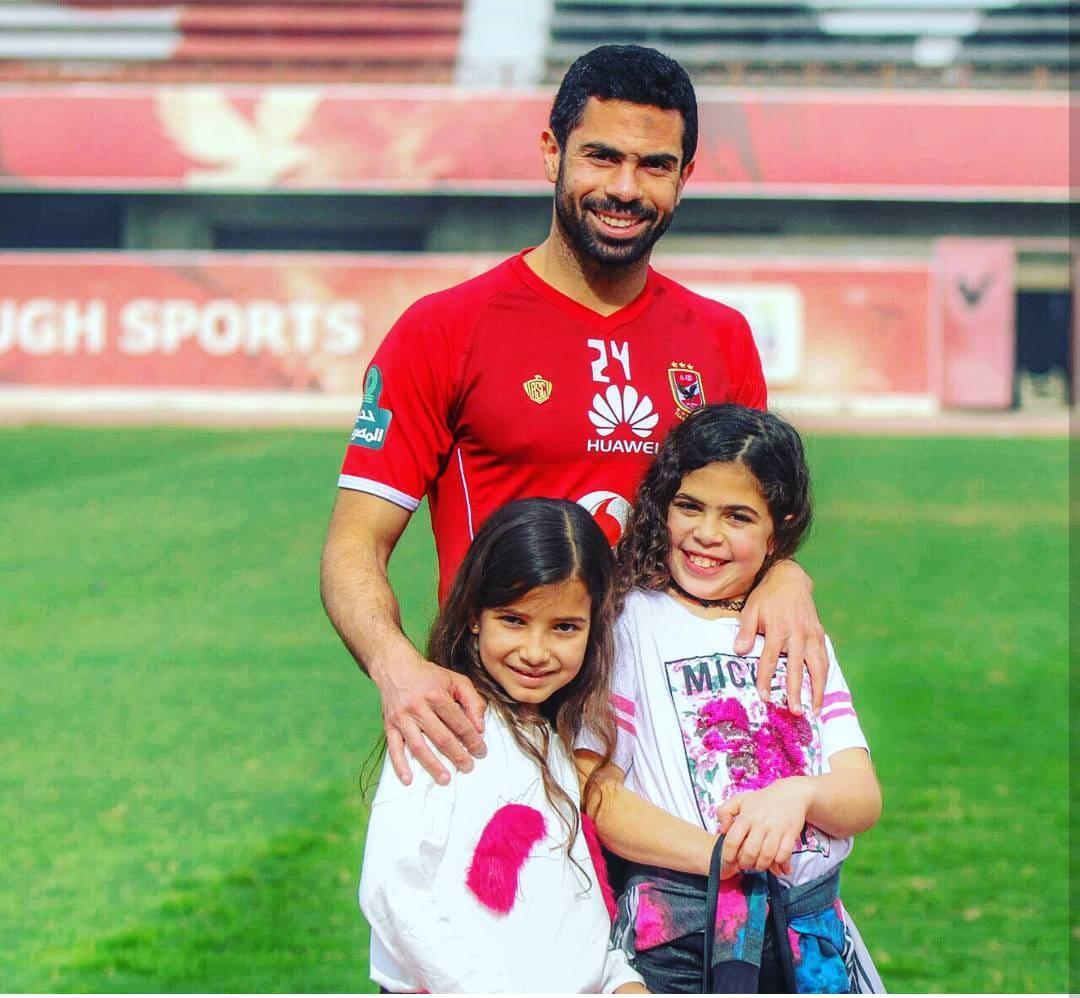 أحمد فتحى و بناته