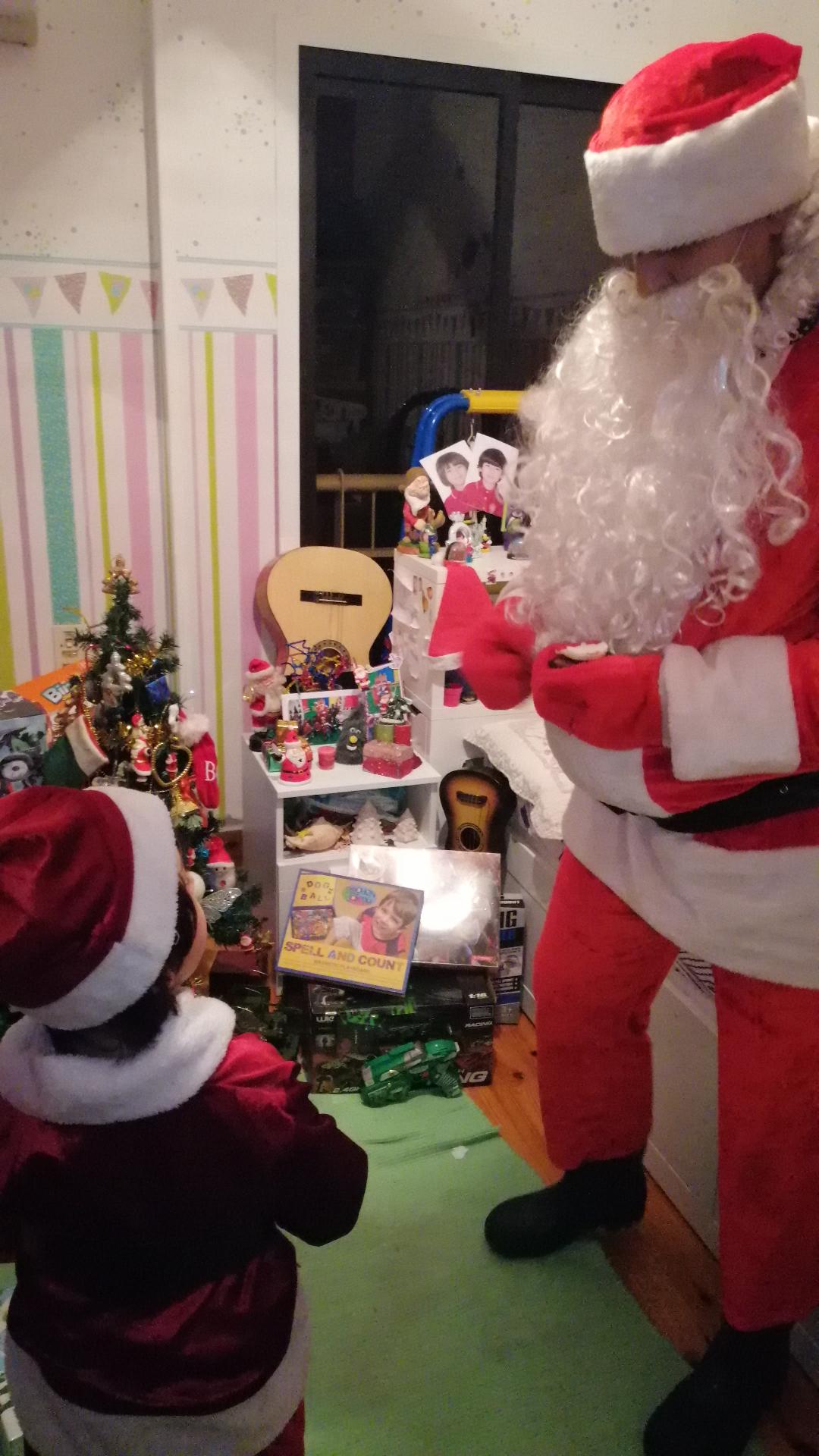بابا نويل الأطفال (4)