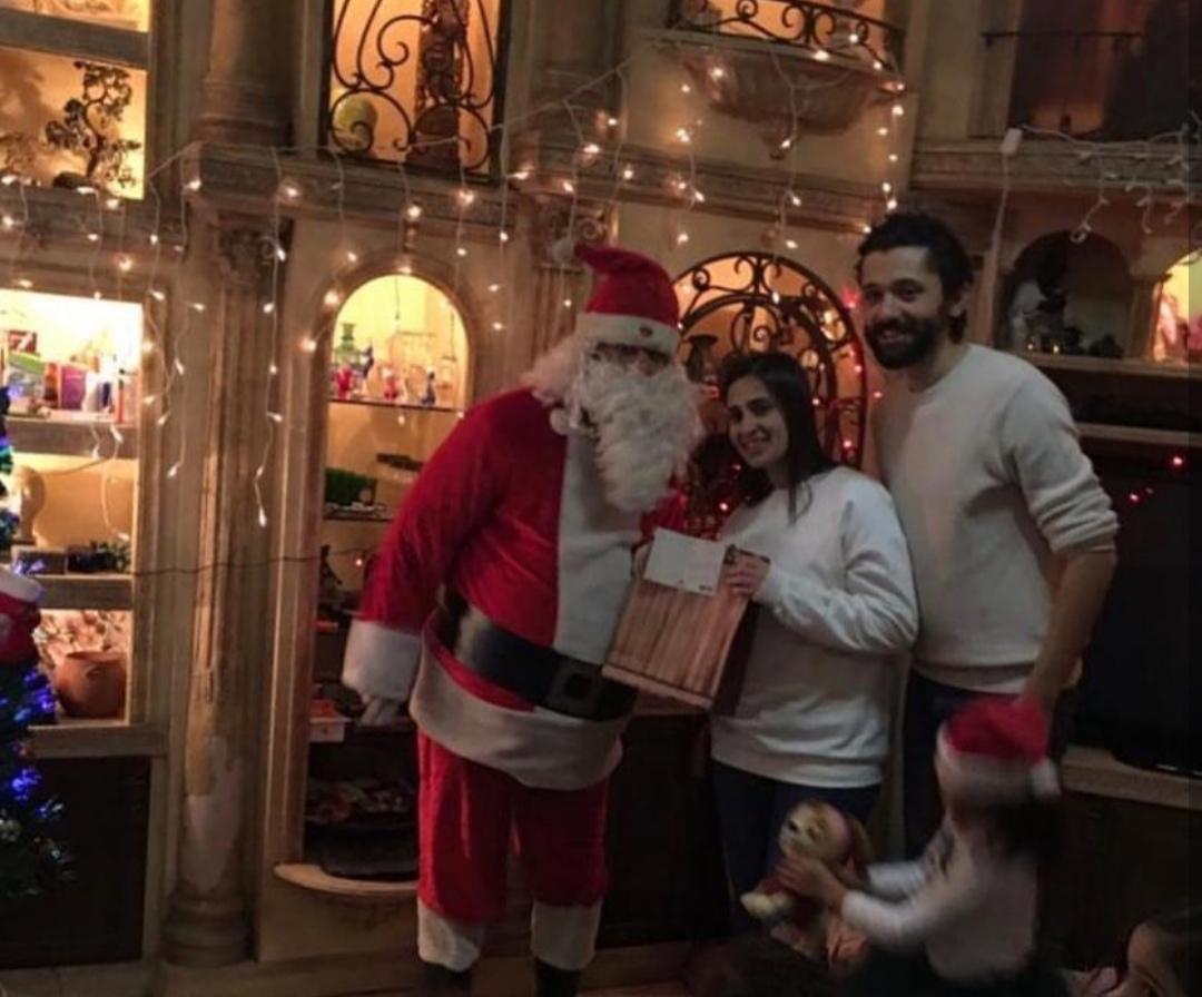 بابا نويل الأطفال (2)