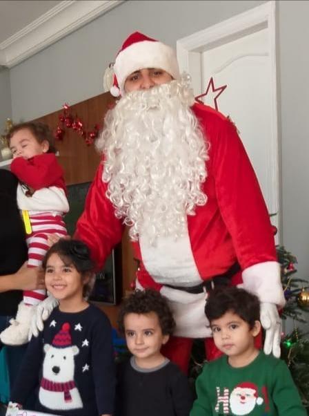 بابا نويل الأطفال (5)