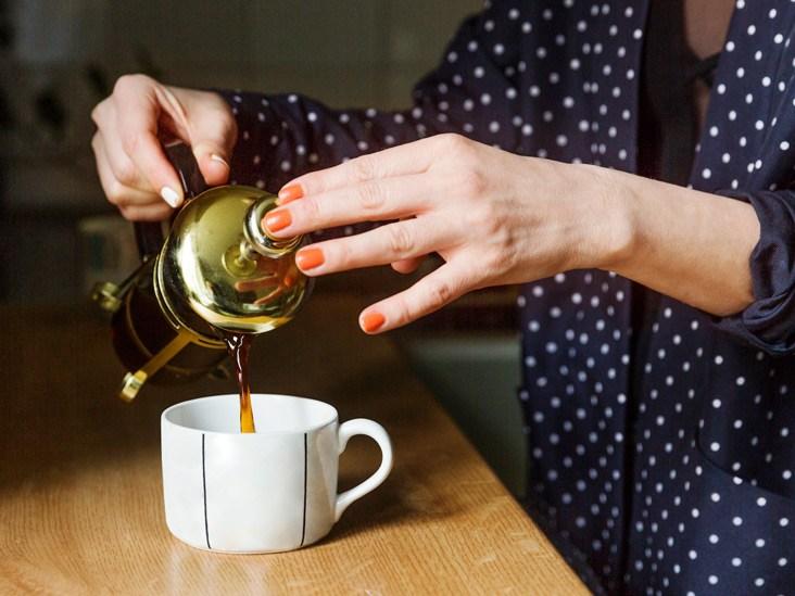 اضرار الشاى الاسود لمرضى القلب