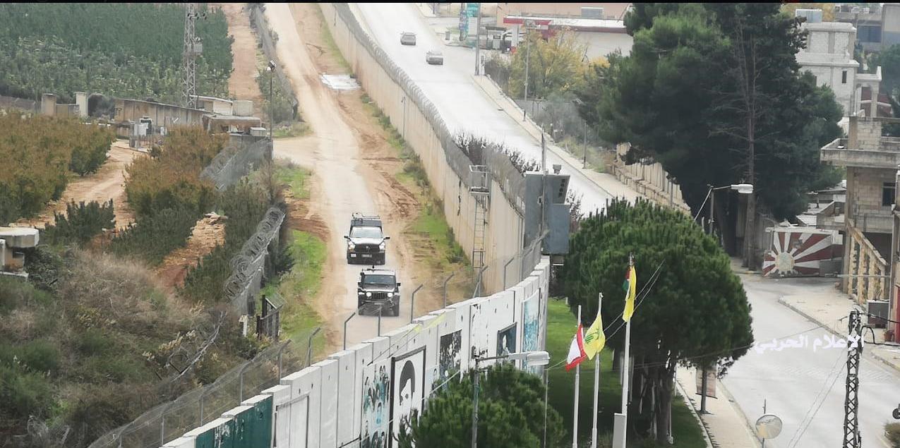 الحدود اللبنانية - الإسرائيلية
