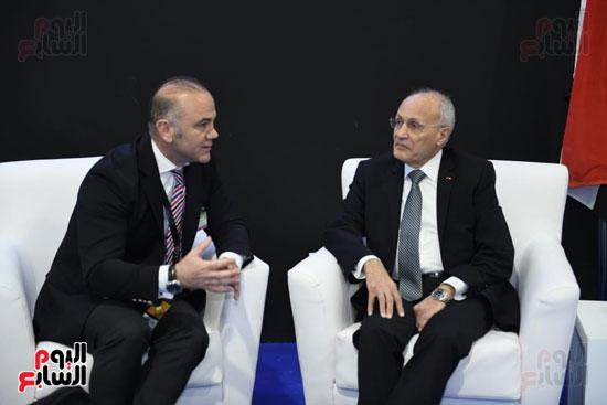 محمد العصار، وزير الإنتاج الحربى  (6)