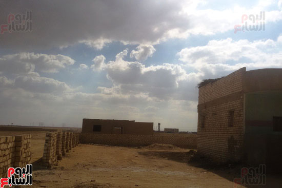 أهالى قرية محمد رضوان ببنى سويف يشكون انعدام الخدمات بالمحافظة (4)