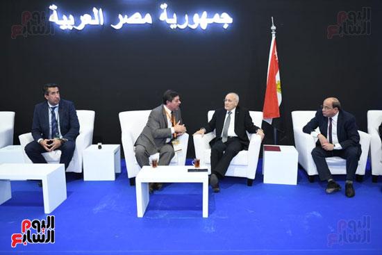 محمد العصار، وزير الإنتاج الحربى  (1)