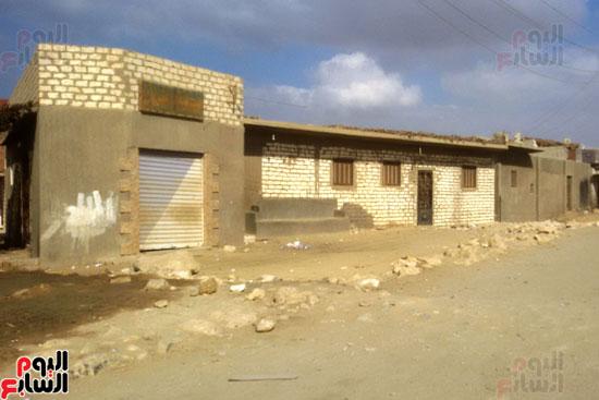 أهالى قرية محمد رضوان ببنى سويف يشكون انعدام الخدمات بالمحافظة (2)