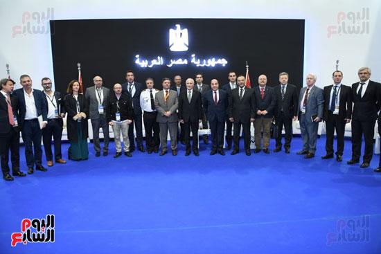 محمد العصار، وزير الإنتاج الحربى  (2)