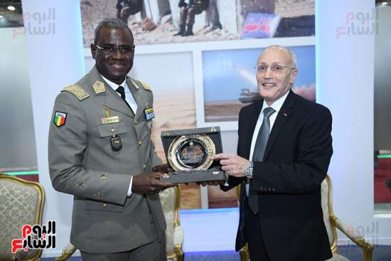 محمد العصار، وزير الإنتاج الحربى  (4)